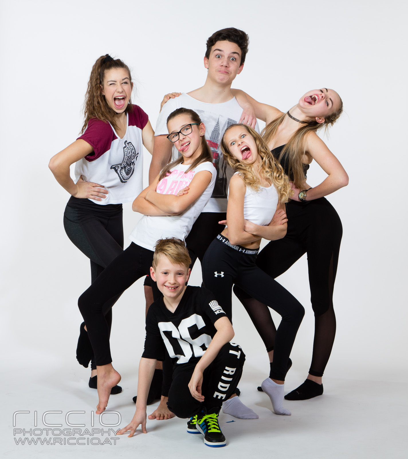Kinder, Tanzen, Tanzschule