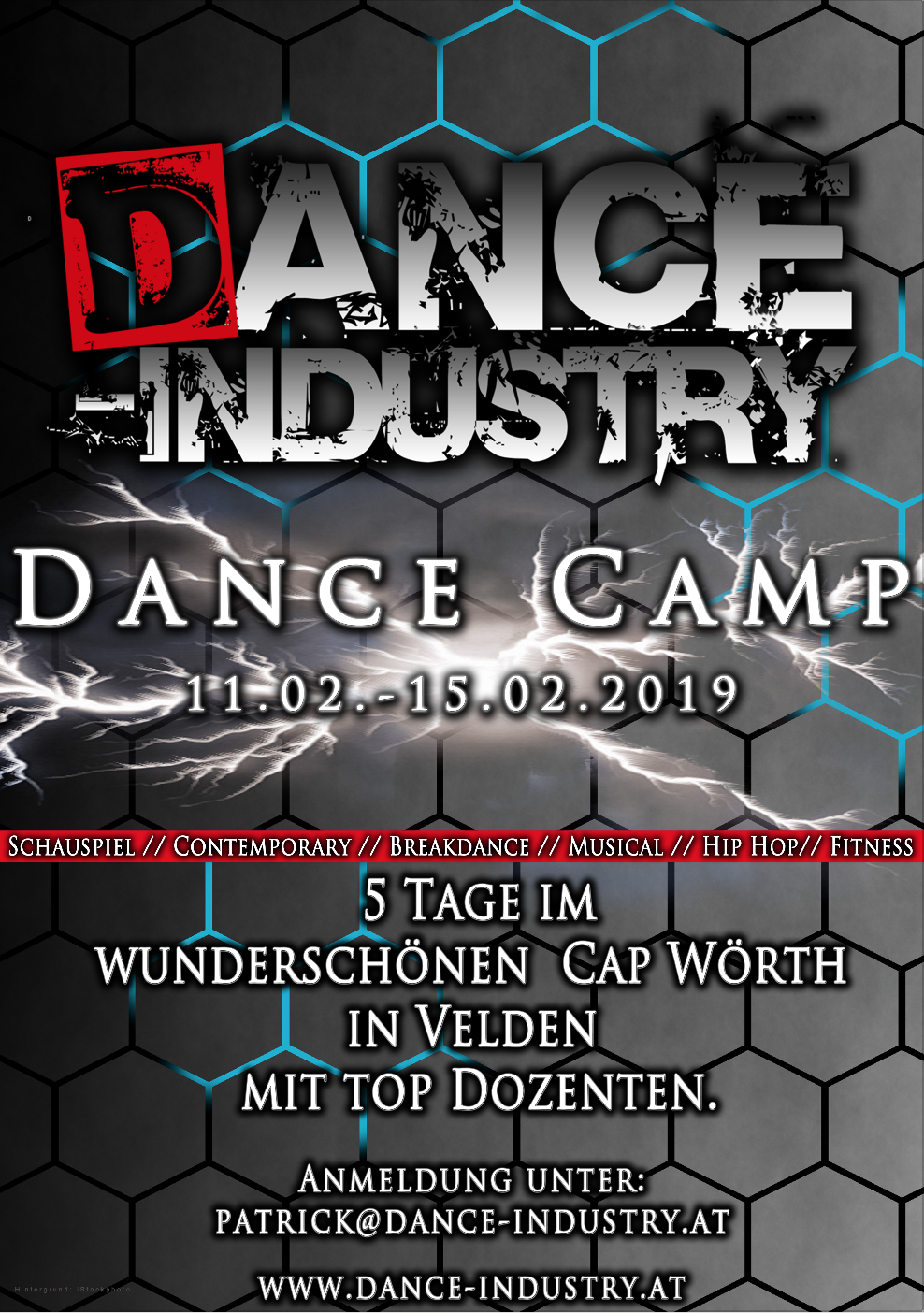 Dance Camp, Velden, Dance Industry