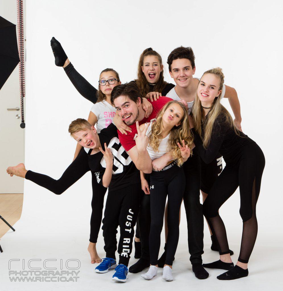 Dance-Industry Fotoshooting
