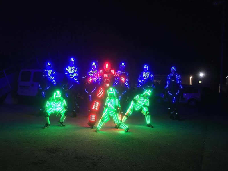 Dance-Industry LED