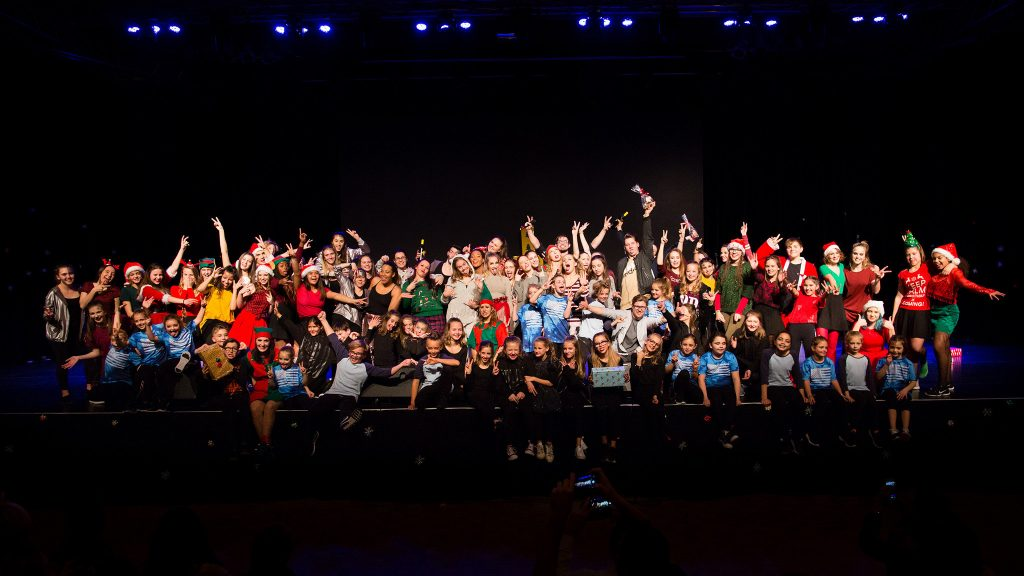Dance-Industry Show