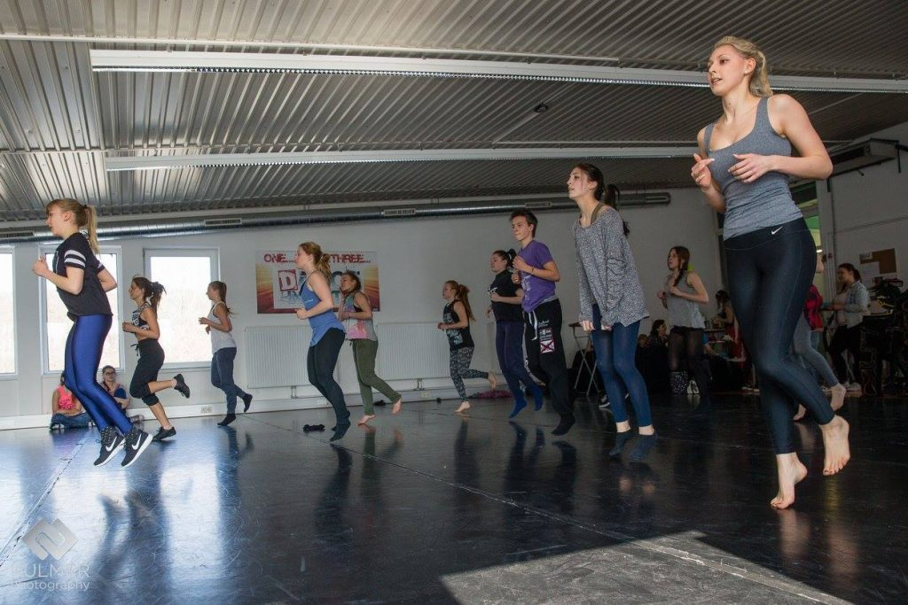 Dance-Industry Casting