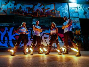 Dance-Industry Feuer