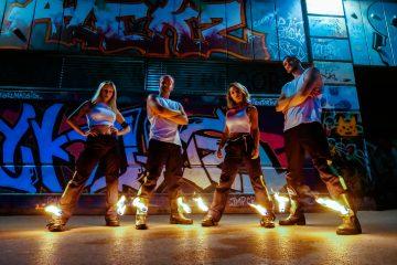 Dance-Industry Feuer