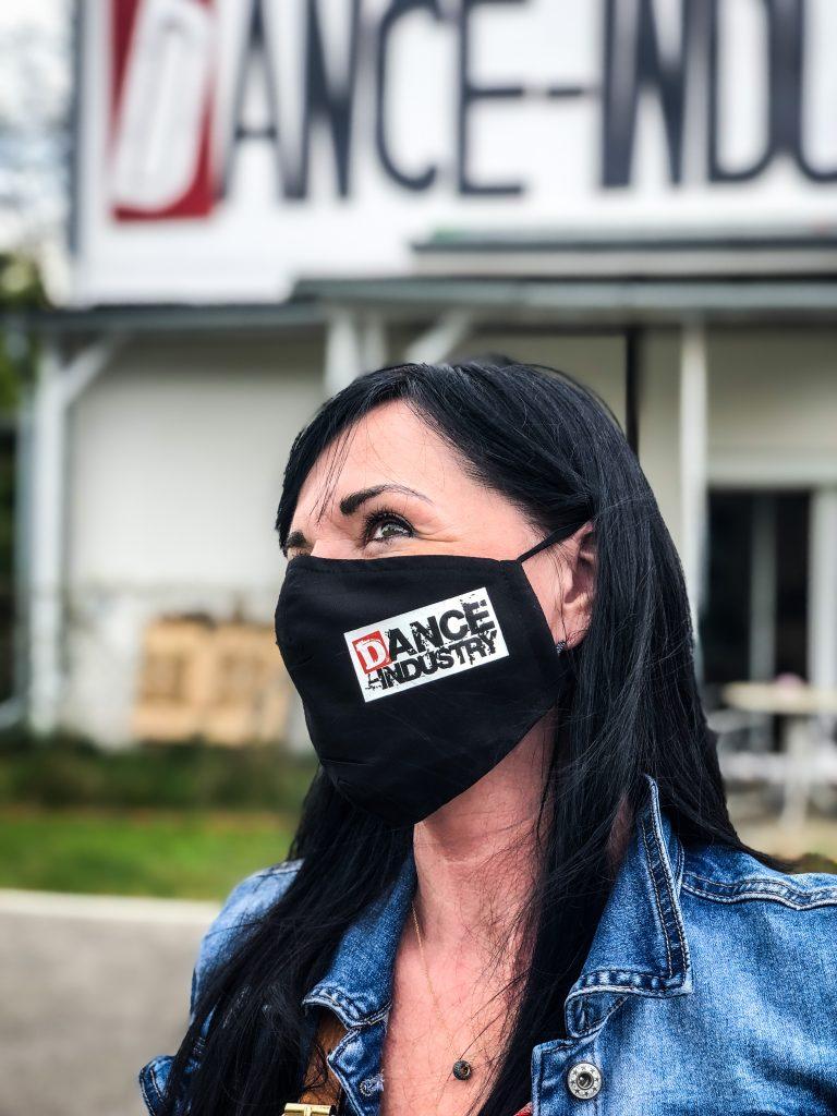 Dance-Industry Maske