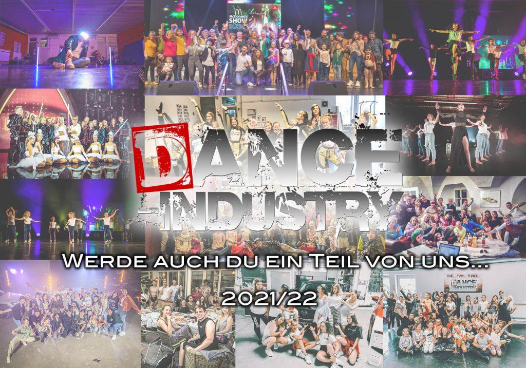 Dance Industry Titelbild