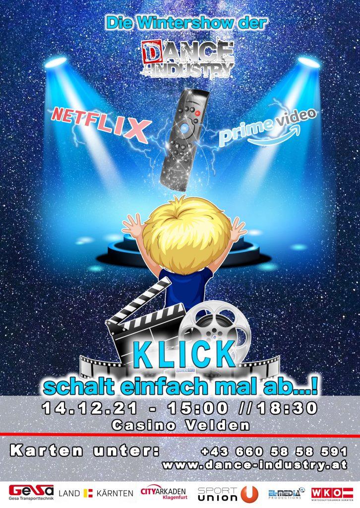 Klick2021 Plakat